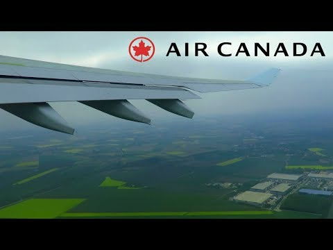 AIR CANADA A330-300 POWERFUL ONBOARD TAKEOFF from Munich Airport (MUC)!