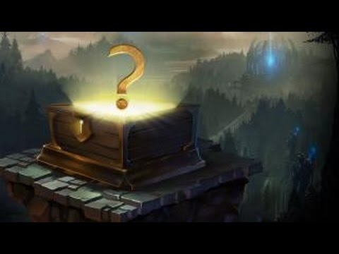 League Of Legends-Mystery Skins #1