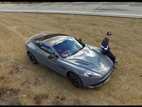 2016 Aston Martin Vanquish - Behind the Scenes With SeenThroughGlass