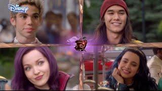 Disney Descendants - Arrive - Official Disney Channel UK HD