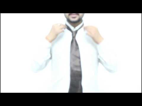 How to Tie a Tie - Quick and Easy [Hindi]