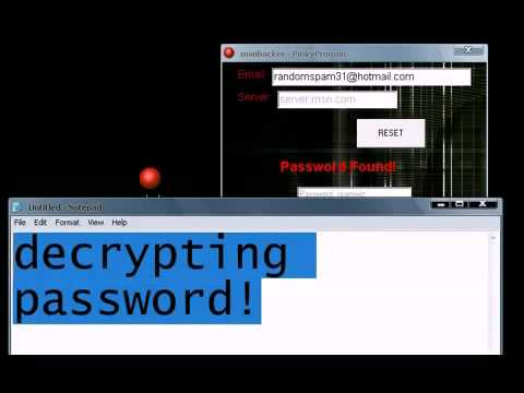 YouTube - Hotmail Account Hack - MSN.flv
