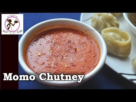 How to make Momo Chutney | Hot and Spicy Momos Chutney Recipe