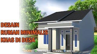 Rumah Minimalis Sederhana Tapi Mewah Di Desa