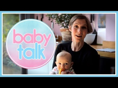 Meet 6 Month Old Baby Rufus | Baby Talk