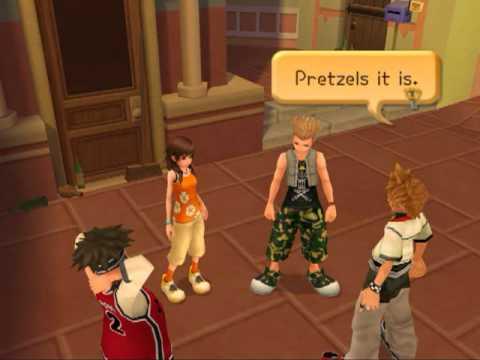 Kingdom Hearts II on PCSX2  (Pentium 4 Prescott @ 4 ghz)