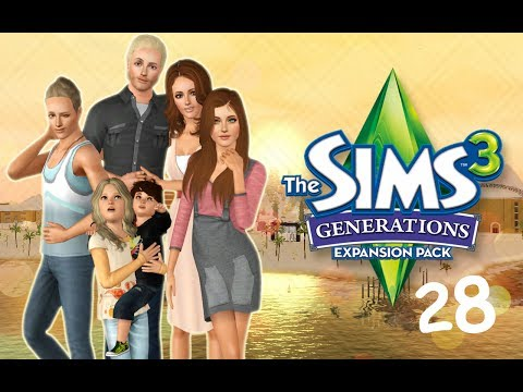 Let's Play: The Sims 3 Generations -(Part 28) Prom Round 2!