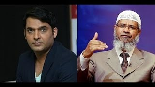 "Dr Zakir Naik Badly Insulted Kapil Sharma for ""NONSENSE"" Comedy (original video) HD"