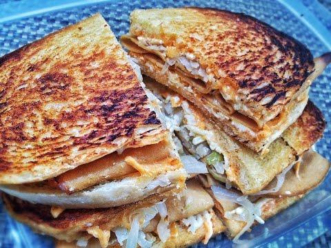 Reuben Sandwich | Meatless Monday Week 41