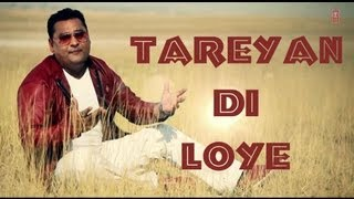 TAREYAN DI LOYE NACHHATAR GILL (Official) VIDEO SONG | BRANDED HEERAN