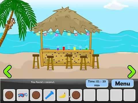 Find My Balls Beach Walkthrough