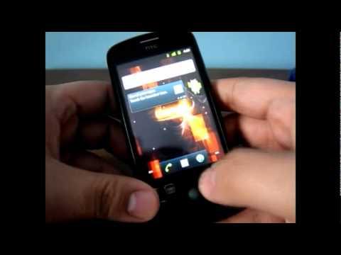 HTC Magic - Gingerbread