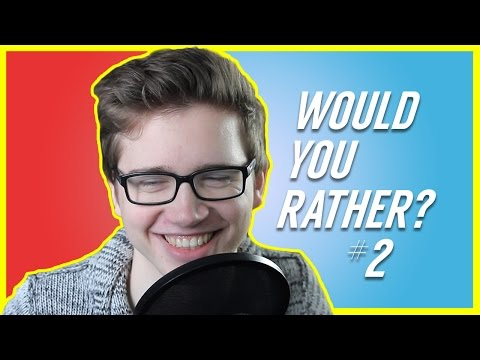 Would You Rather? || FRIENDS WITH BENEFITS?!