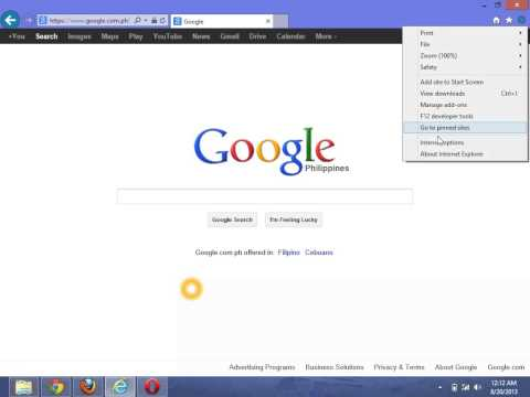 How to Clear Browsing History [Google, Firefox, Internet Explorer, Opera]