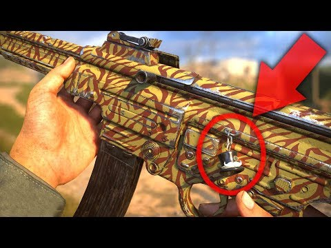 NEW Camo, Charms, & NO MORE GRIPS! (WWII Huge Update)