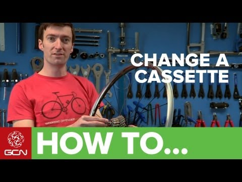How To Change A Bicycle Cassette - GCN's Bike Maintenance Series