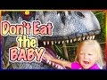 Toddler Survives Dinosaur Exhibit Smelly Belly Tv Vlogs