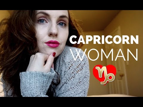 HOW TO ATTRACT A CAPRICORN WOMAN | Hannah's Elsewhere