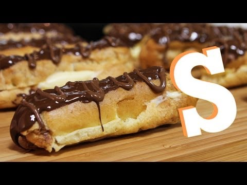 Chocolate Eclairs Recipe - SORTED