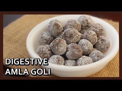 Amla Candy | Digestive Amla Goli | Khatti Meethi Amla Candy | Healthy Kadai
