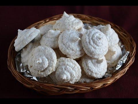How To Make Thoothukudi Cashew Macroons/ தூத்துக்குடி மக்ரூன் செய்முறை