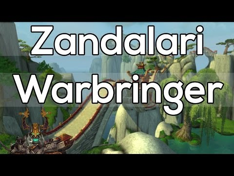 Zandalari Warbringer Farming - Get Rep, Mounts and Money!