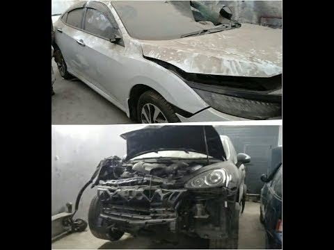 Accident Car Auction in Pakistan