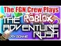 The Fgn Crew Plays Roblox Adventure Rush Pc