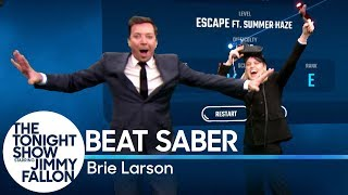 Download Beat Saber with Brie Larson Video
