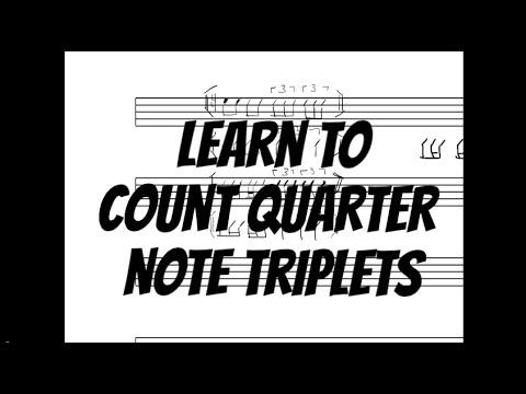 Quarter Note Triplets