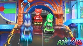 PJ Masks Night Ninja Transforming Car Attack - Fakes Out Catboy