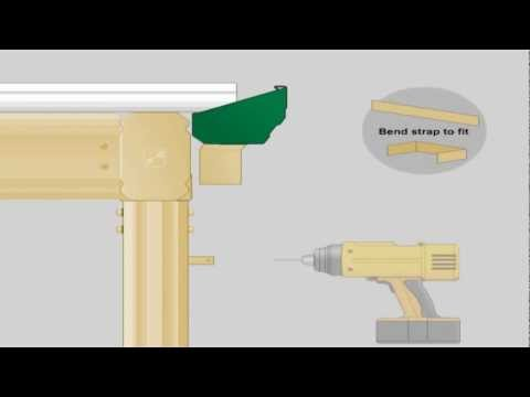 Stratco Outback | Flat Attached | Veranda, Patio, Carport | How-To Installation