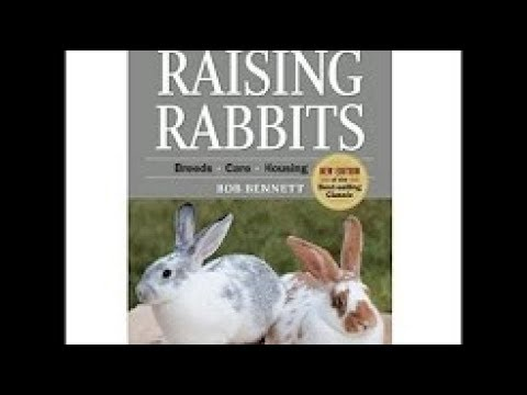 Book Review: Storey's Guide to Raising Rabbits