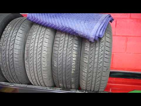 DEAD TIRE SIZE (WHAT IS THAT?)