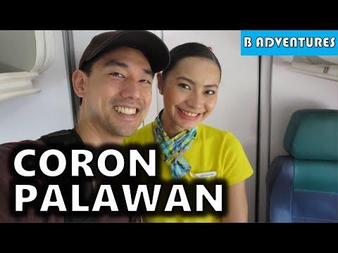 Busuanga Airport, Coron Town Palawan, Philippines S3, Vlog #44