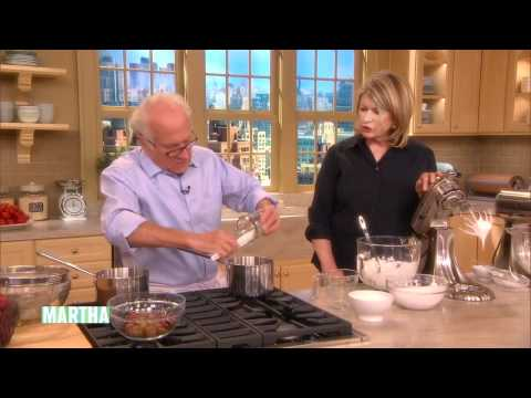 How to Make a Meringue | Michel Roux | Martha Stewart