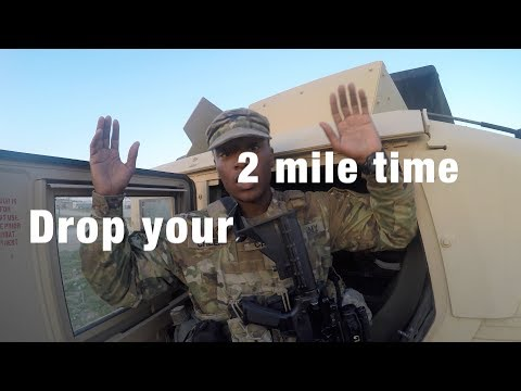 How To Run A Faster 2 Mile | Lose 3 to 4 min (Army APFT)