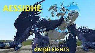 Black Mesa HECU Marines vs Doom 3 SNPCs || Garry's Mod