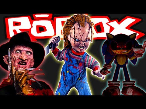 ROBLOX | Scary Stories