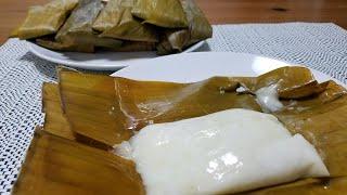 Memasak Resepi Lepat Ubi Kayu Kuih Tradisional Melayu