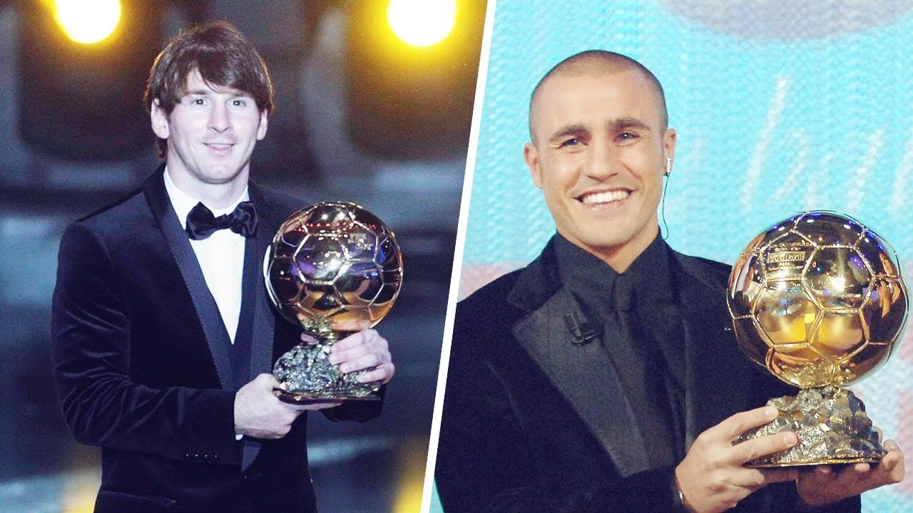 The 6 most unfair Ballon d'Ors in history | Oh My Goal