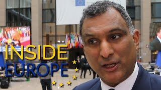 """It does [Varadkar] no harm to publicly bash the British""- Syed Kamall MEP"