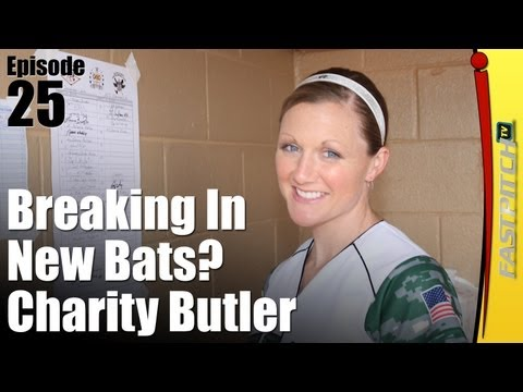Softball Drills & Tips: Breaking In Softball Bats   Fastpitch TV