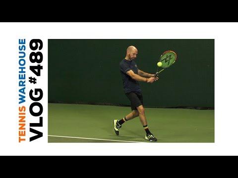 How to choose a tennis racquet - VLOG #489