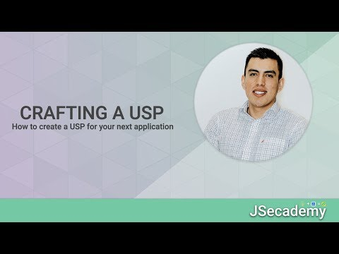 Unique Selling Proposition (USP) For Software Products