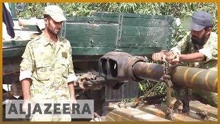 🇸🇾 Demilitarised zone in Syria