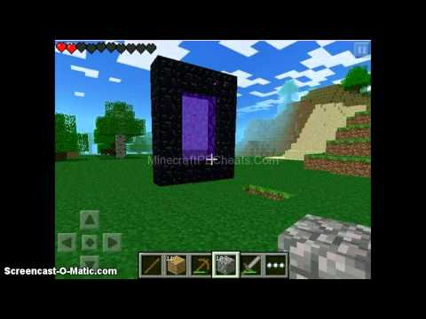 new 0.9.0 update review the nether portal