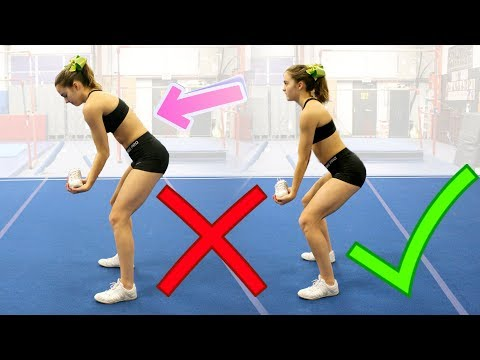 10 Things Cheerleaders are doing WRONG!   Cheerleader Life Hacks!