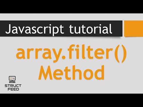Filter Method in JavaScript Arrays