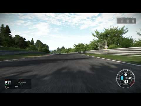 Project CARS + Logitech G27 manual H Shifting